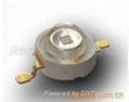 供应0.5W大功率红外线发射管