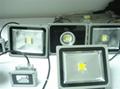 供应50W大功率LED泛光灯灯
