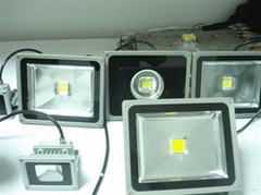 供应50W大功率LED泛光灯灯具