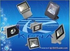 供应120W大功率LED投光灯灯具