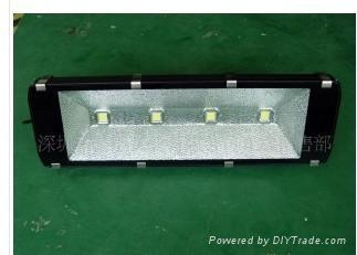 供应200W大功率LED隧道灯灯具 1