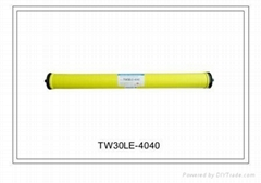 Reverse Osmosis membrane TW30XLE-4040