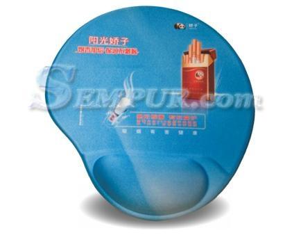 热转印布面护腕鼠标垫 2