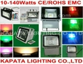High power led RGB led floodlight led light led lamp tunnel light outdoor use