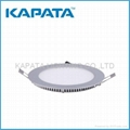 6W SMD3528 led cool white round led ceiling light