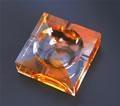 crystal ashtray