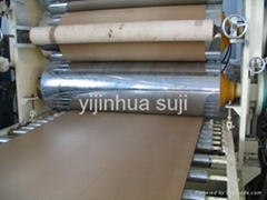 PE木塑板材挤出生产线