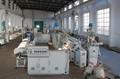 PVC fiber reinforced soft production