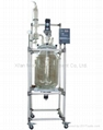Morgina Qualified Jacketed Laboratory Reactor For Lab and Industries