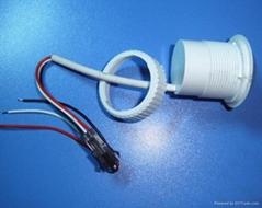 吸顶灯专用人体感应开关  声光控