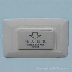 118插卡取电  人体感应器  声光控