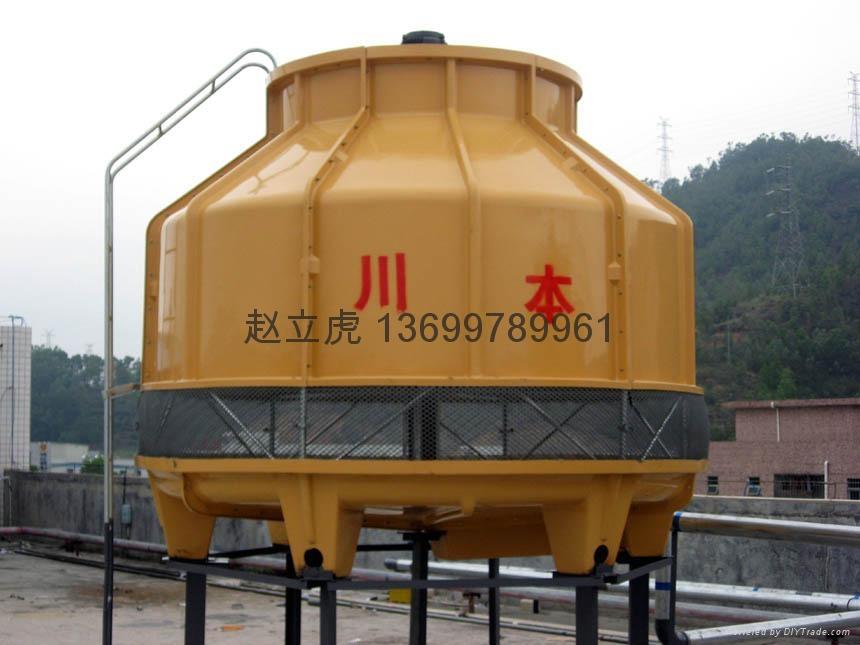 贵州制药专用凉水塔 1