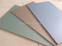 fireproof alumunium composite panel/materials