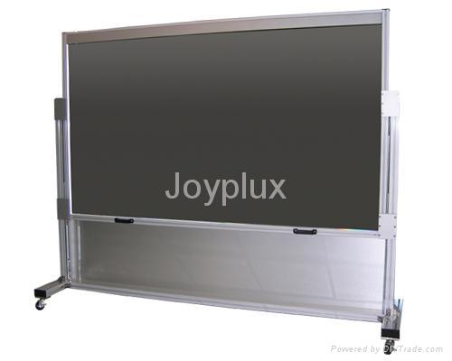 光學式多點觸控電子白板 1