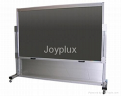 Optical multi-touch electric white board