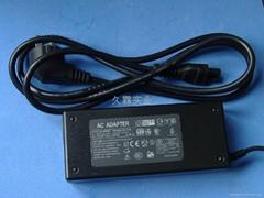 供應廠家直銷12V10A桌面式電源適配器