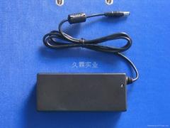供应厂家直销14.8V4S聚合物锂电池16.8V2A充电器