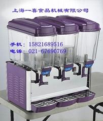 三缸冷热奶茶机