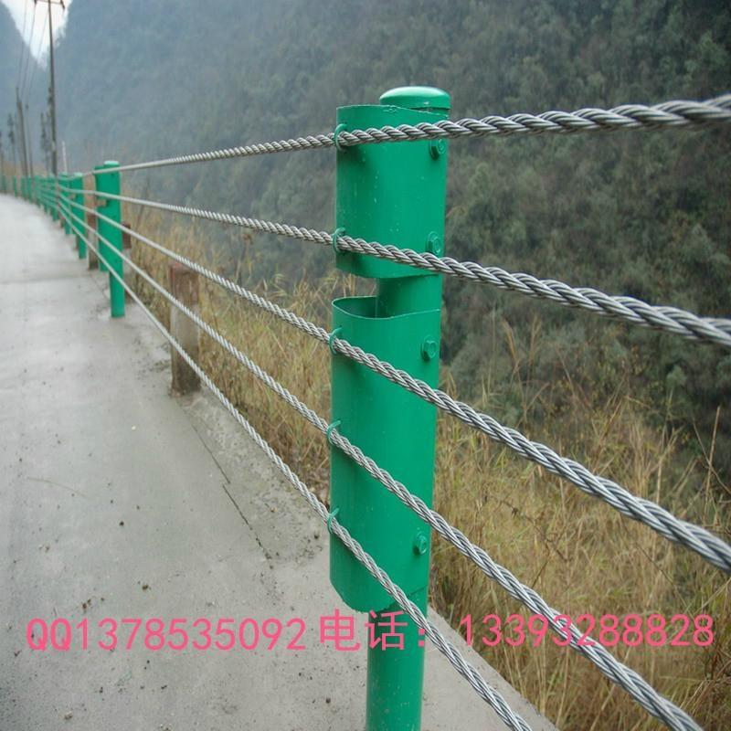 景区名胜古迹常用缆索护栏 2