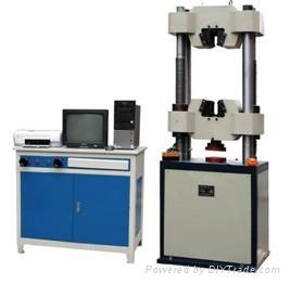WEW-1000B微機屏顯液壓  試驗機 1