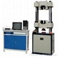 WEW-1000B微機屏顯液壓