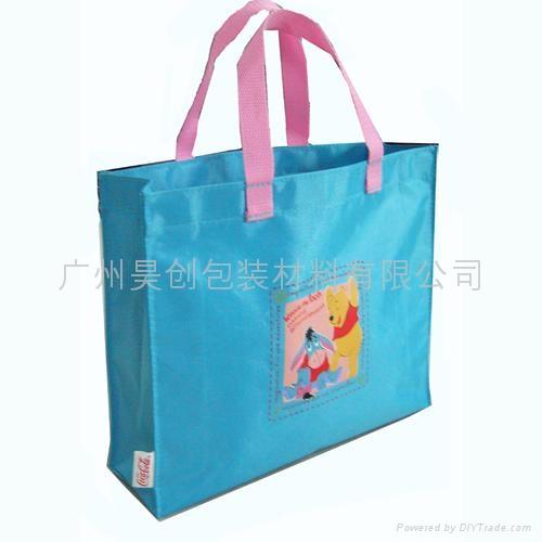 無紡布環保購物袋 1