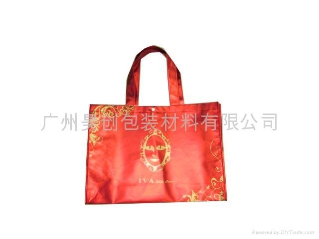 鍍鋁膜無紡布環保購物袋 3