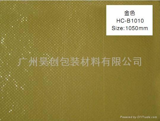 镀铝膜覆膜无纺布 1
