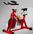 LOW PRICE TOP QUALITY RED NEW FASHION EXERISE BIKE