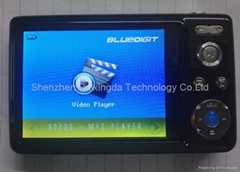 2.8 inch MP4 displayer with camera