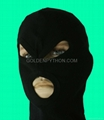 GP-FS001 Airsoft Hood 3 Hole Head Face Knit Mask