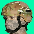 GP-MH004 MICH 2000 ACH Helmet with NVG Mount & Side Rail