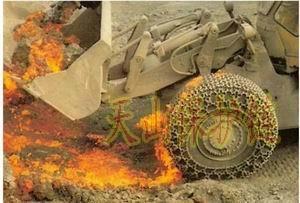 四方节加密型轮胎保护链 3