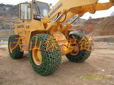 网状轮胎保护链 3