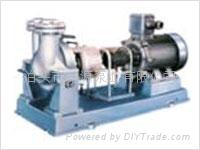 AY單兩級離心油泵
