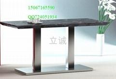 杭州大理石西餐桌