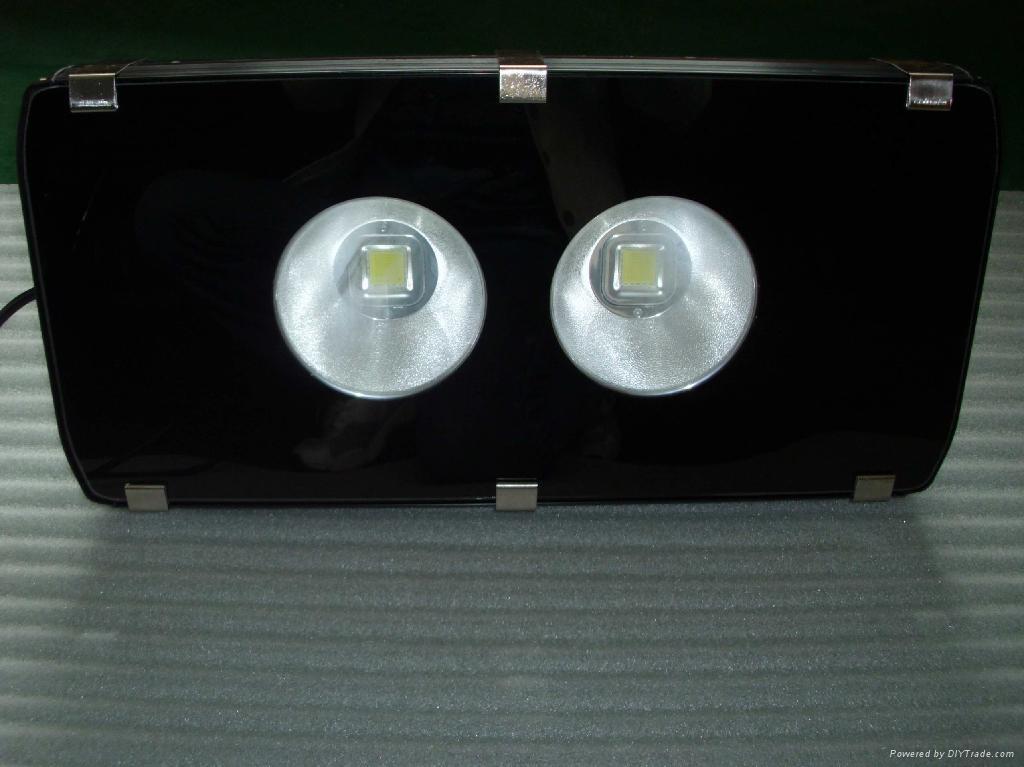 160w LED氾光燈 1