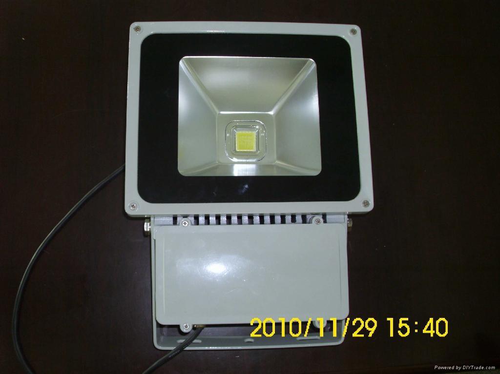 80W LED氾光燈 1