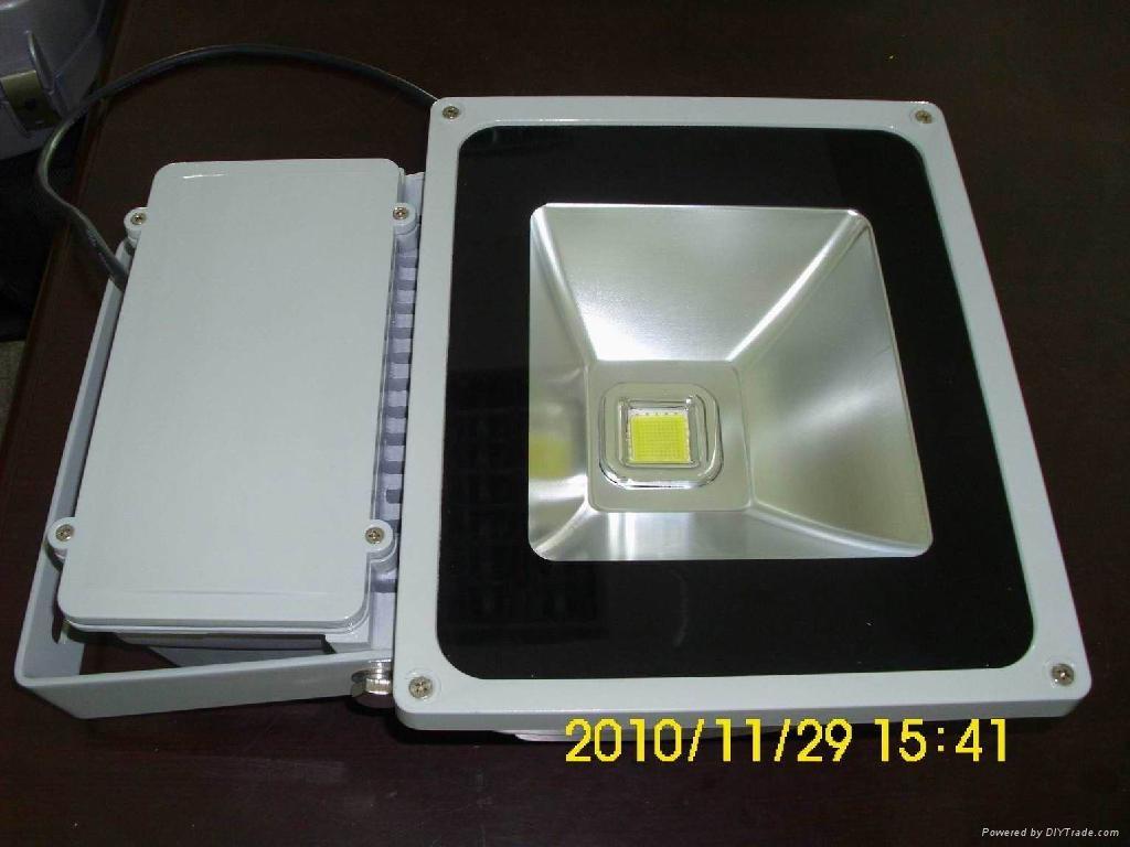80W LED氾光燈 2