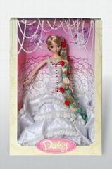 童話公主娃娃系列/女孩玩具/儿童禮品