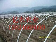出售钢管塑料大棚骨架亿农