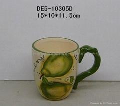 Pear Mugs