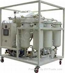 Turbine Oil Automation Purifier