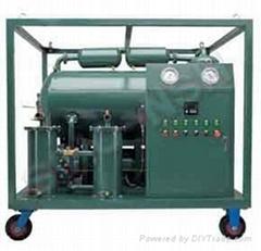 Vacuum Insulation Oil Purifier