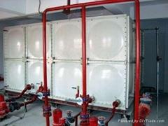 抚顺玻璃钢厂家专业生产各种保温水箱