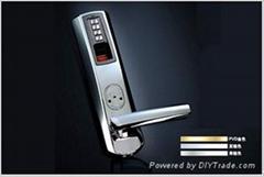 爱迪尔指纹密码锁8908