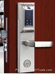 爱迪尔指纹密码锁4900型
