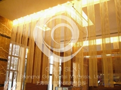 metal beaded curtains manufacturer