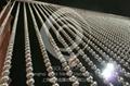 stainless steel metal beaded
