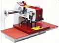 气动式单双工位热转印机
